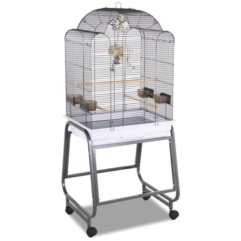 Cage pour oiseaux Montana Memphis I - L 56 x l 43 x H 140 cm