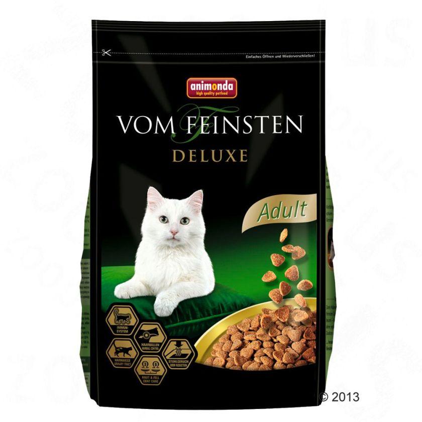 10kg Adult poulet Animonda vom Feinsten Deluxe pour chat - Croquettes pour chat