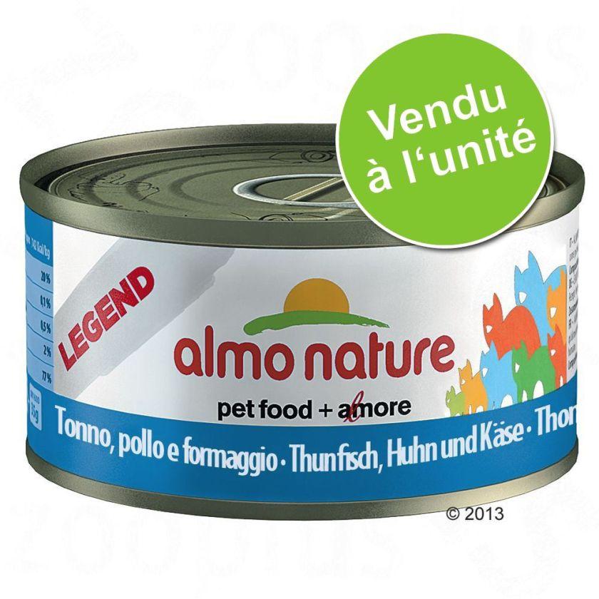 Almo Nature Legend 1 x 70 g pour chat - cuisse de poulet