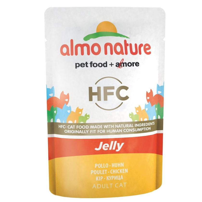 6x55g thon / blanchailles Almo Nature Classic - Nourriture pour Chat