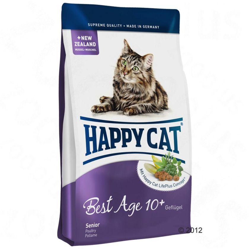 Happy Cat Supreme Best Age 10+ - 4 kg