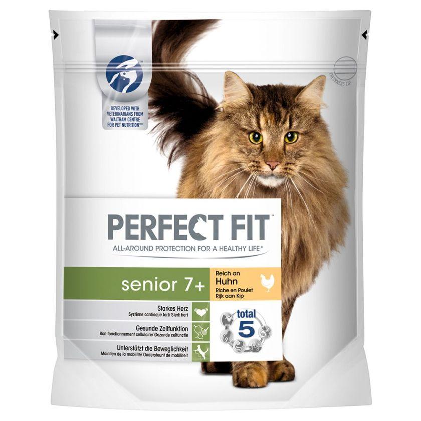 Perfect Fit Senior 7+ Riche en poulet - lot % : 3 x 750 g