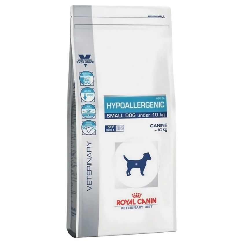 Royal Canin Veterinary Diet - Hypoallergenic Small Dog - 3,5 kg
