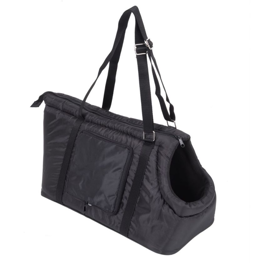 Sac de transport chien en nylon Carry L55xl22xH28cm