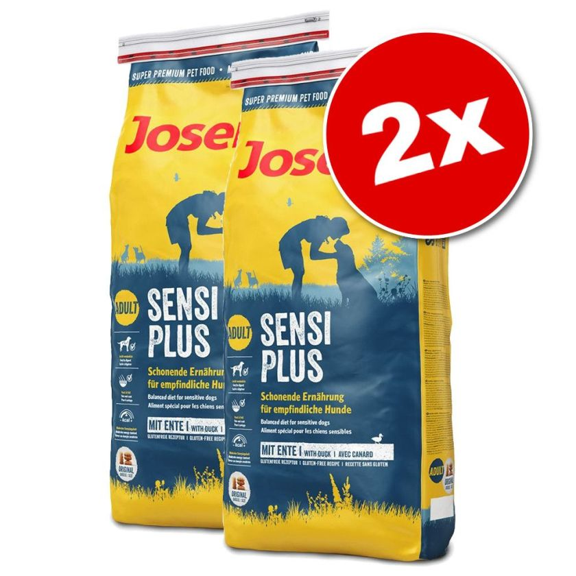 Lot Josera 2 x 15kg pour chien - Balance