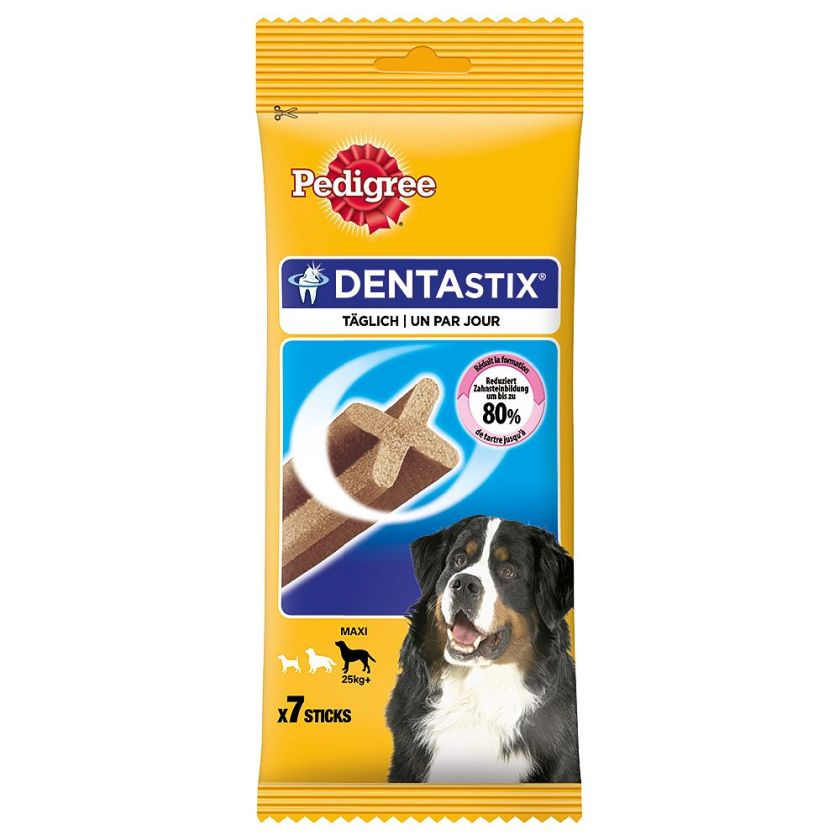Pedigree Dentastix pour chien - 56 friandises Medium pour chien de taille moyenne