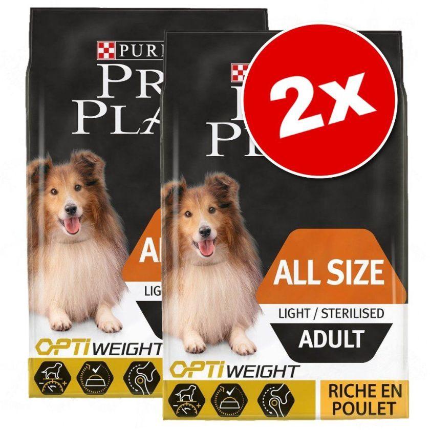 2x14kg Large Robust Adult poulet riz Pro Plan - Croquettes pour chien