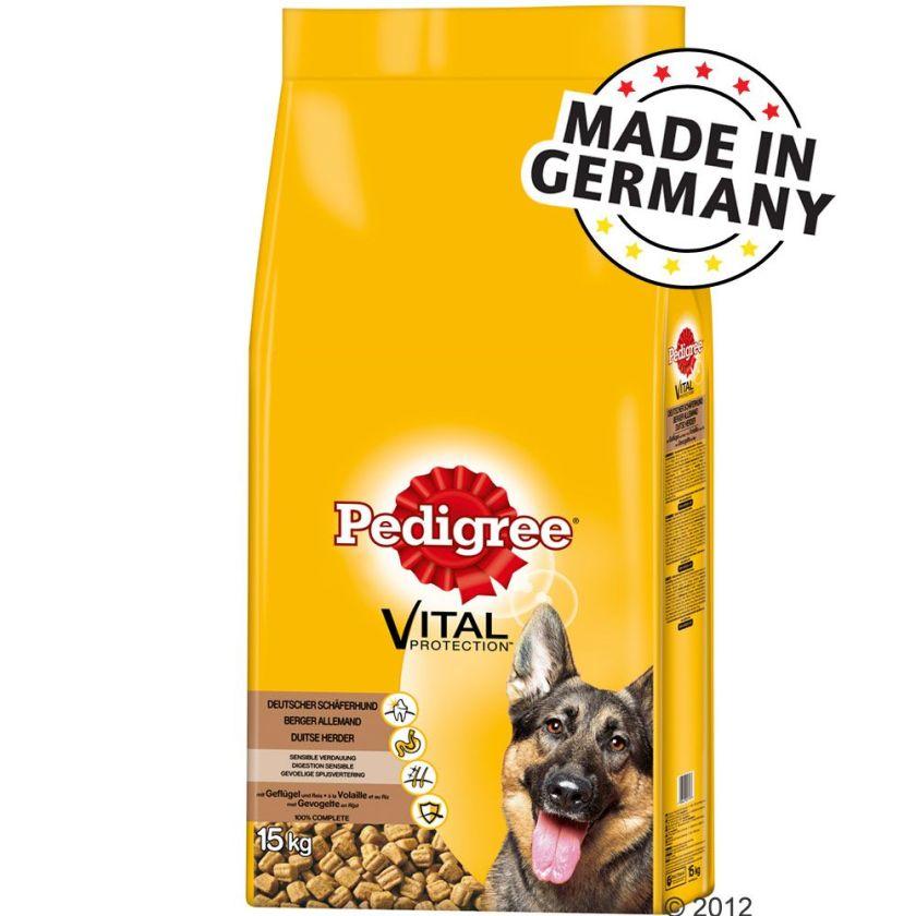 15kg Pedigree Berger Allemand - Nourriture pour chien