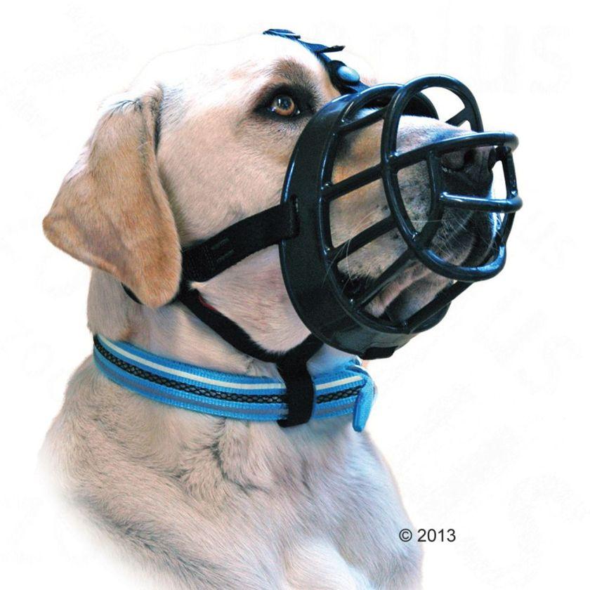 Muselière Baskerville Ultra pour chien - taille 5 : labrador, berger allemand