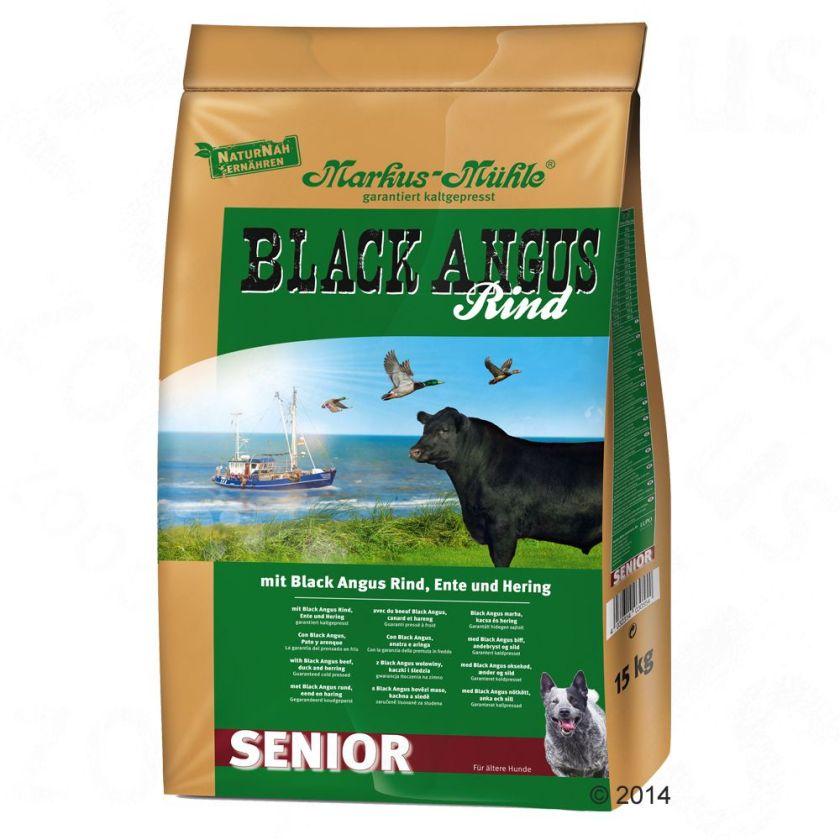 Black Angus Senior - 15 kg