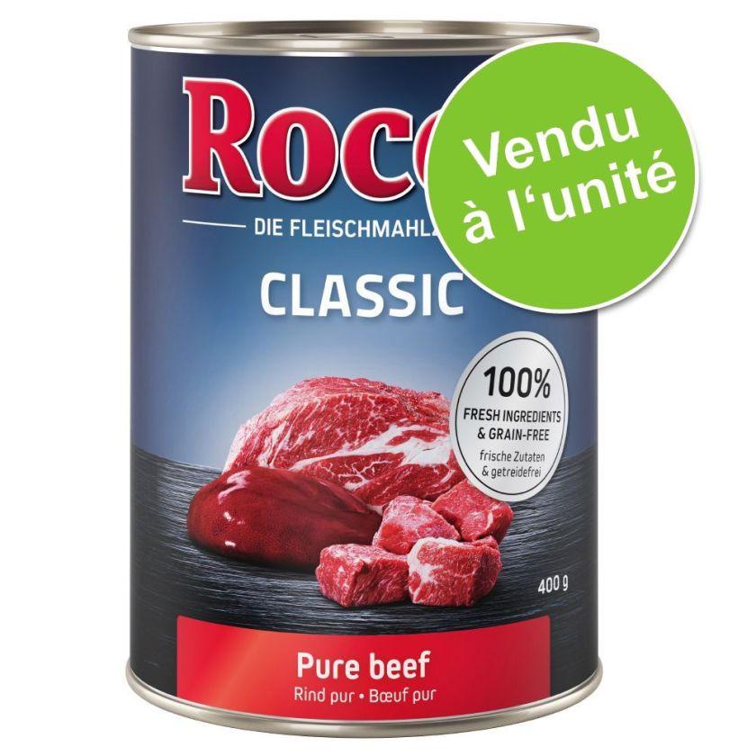 1x400g Classic gibier Rocco - Nourriture pour chien