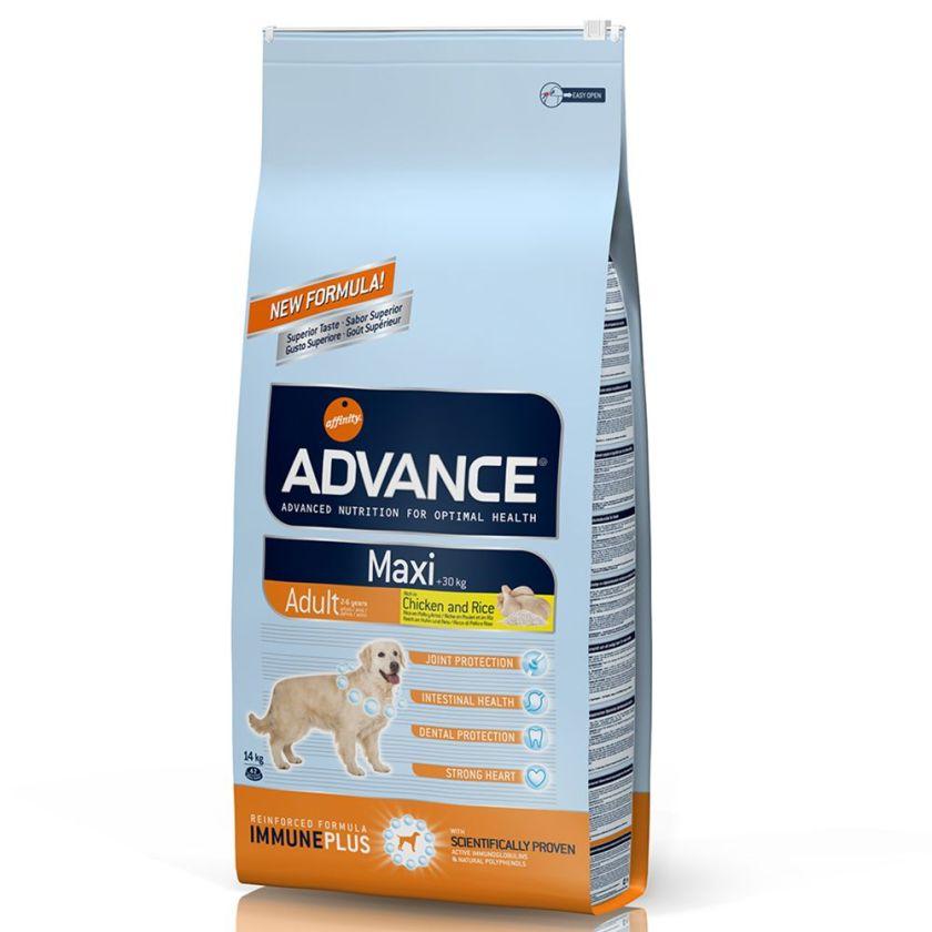 Advance Maxi Adult - 14 kg