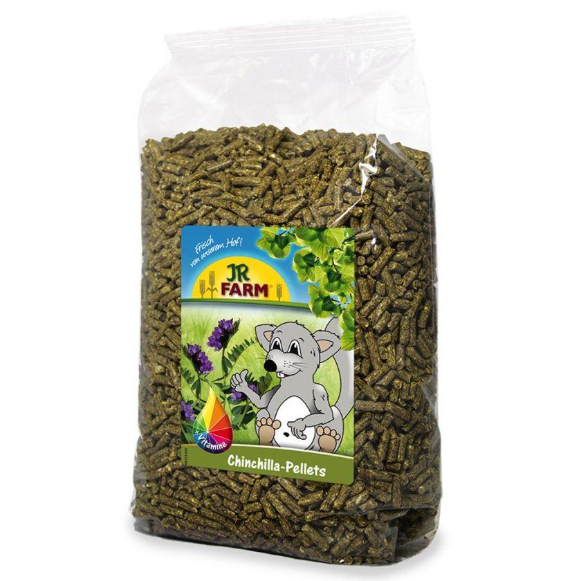 5kg Granulés chinchilla JR Farm - Nourriture JR Farm