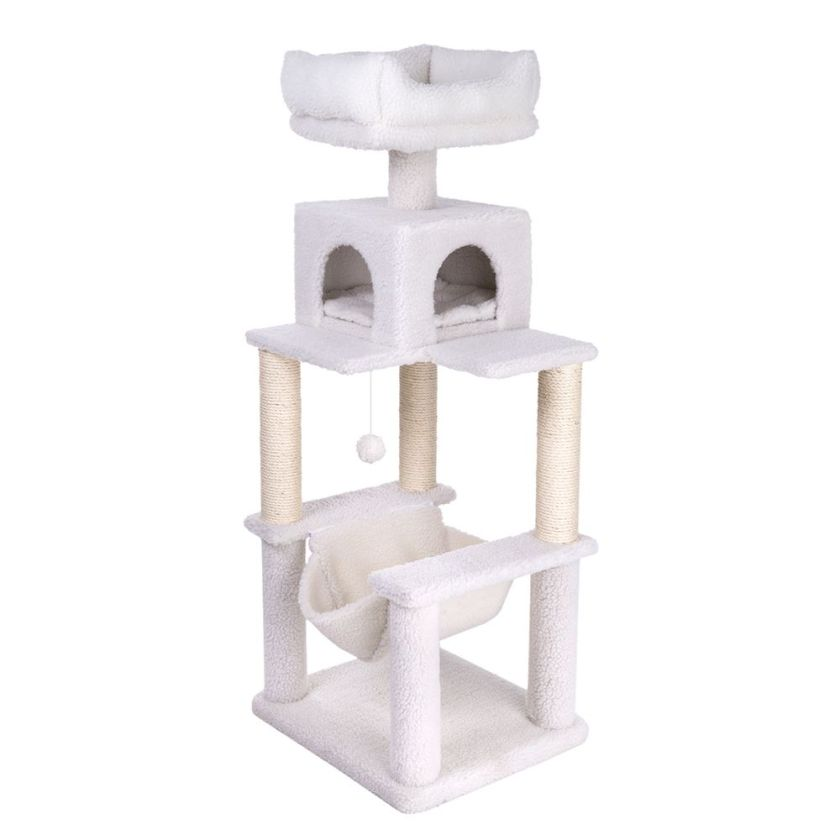 Support de fixation pour Arbre à chat Fluffy I