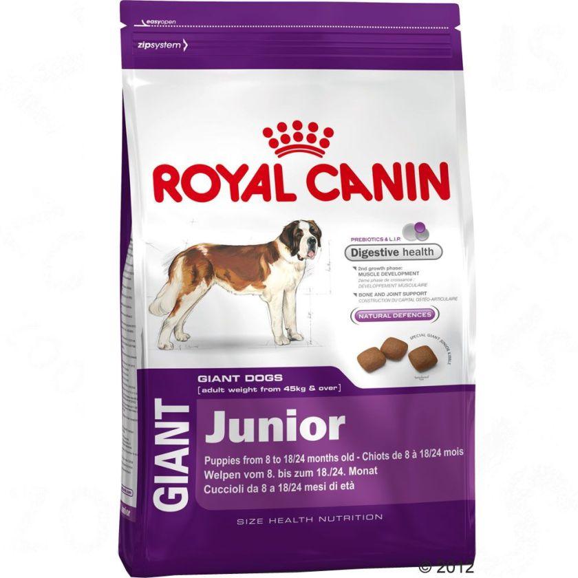Royal Canin Giant Junior pour chiot - 2 x 15 kg