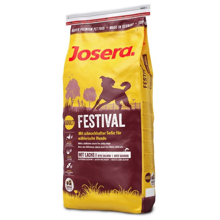 Josera Festival pour chien - 15 kg
