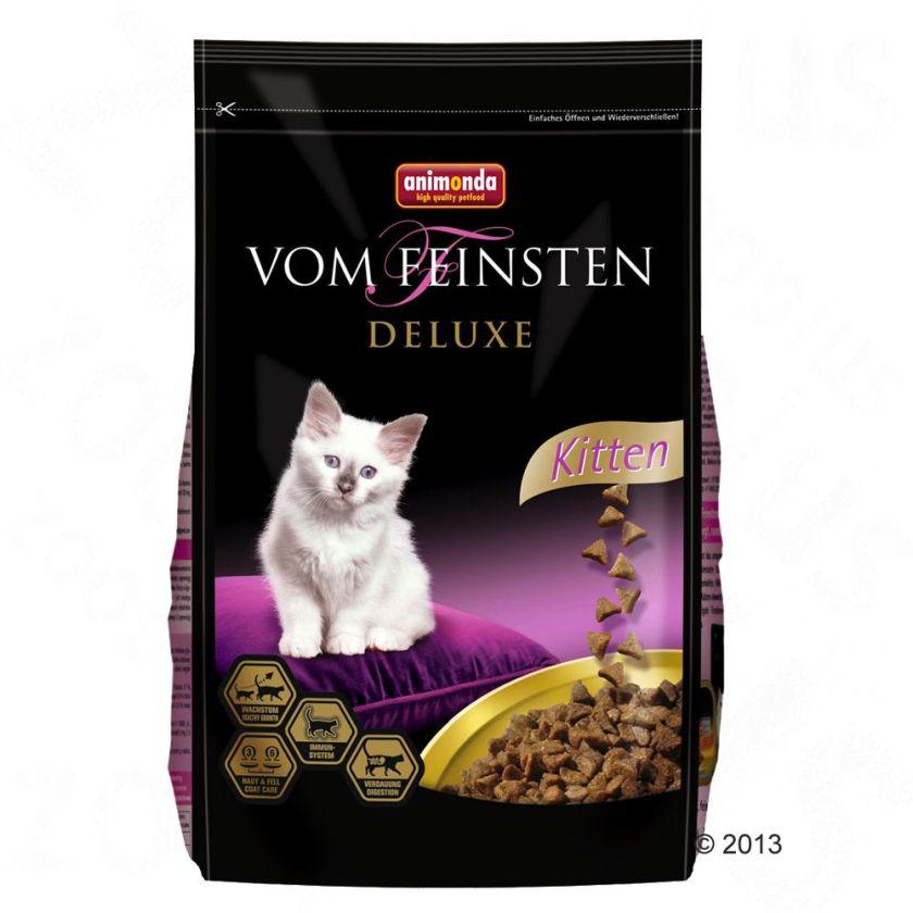 Animonda vom Feinsten Deluxe Kitten pour chaton - 2 x 10 kg