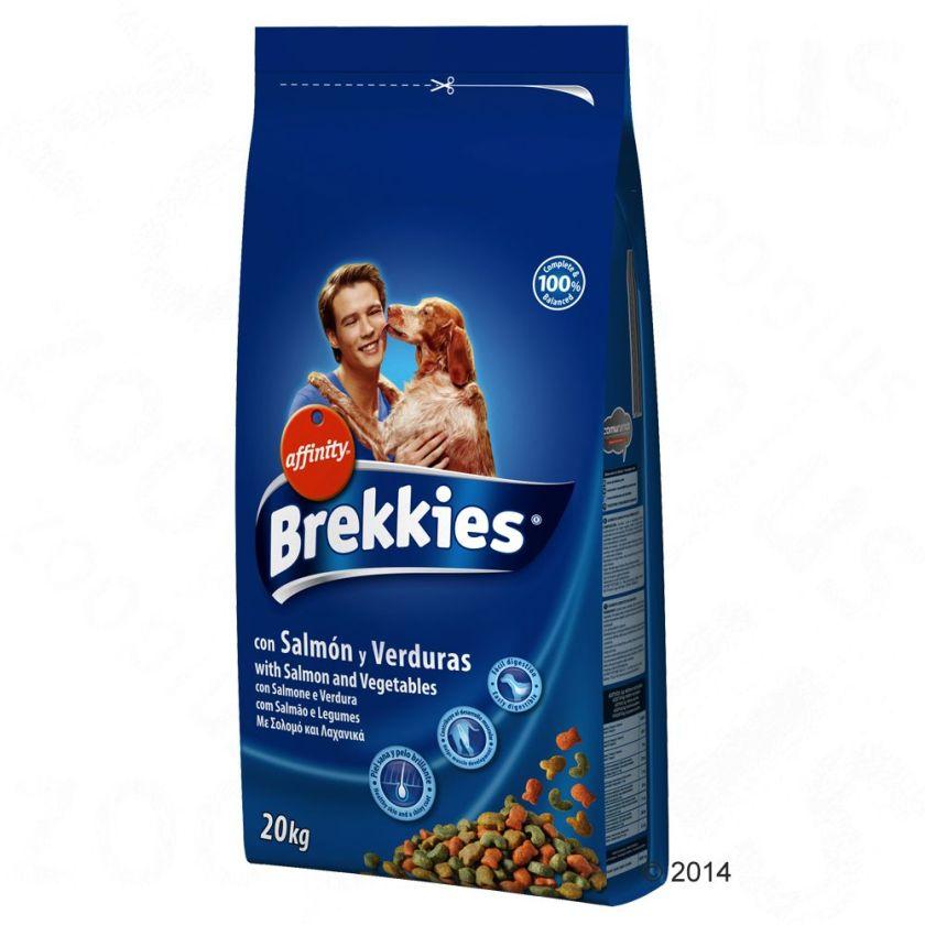 Brekkies Mix, poisson pour chien - 20 kg