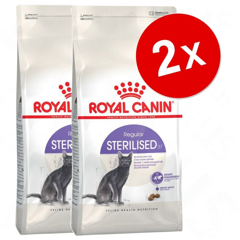 2x10 kg Light Weight Care Royal Canin - Croquettes pour Chat
