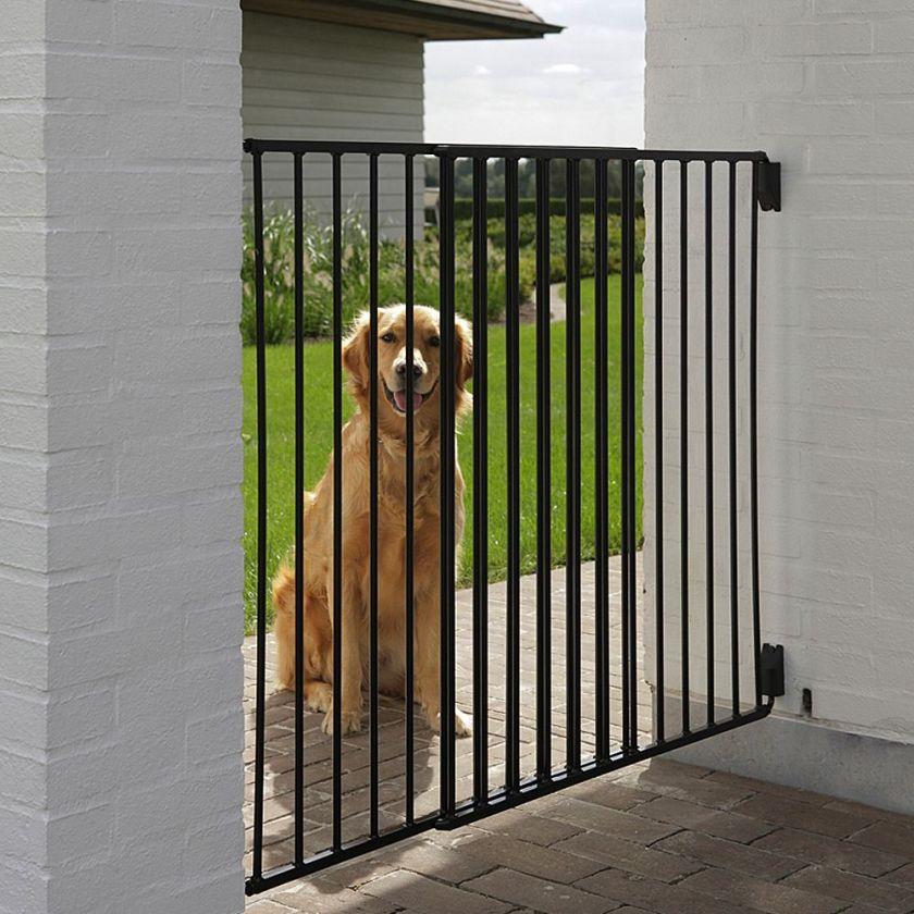 Barrière Savic Dog Barrier Outdoor pour chien - L 84 - 154 x H 95 cm