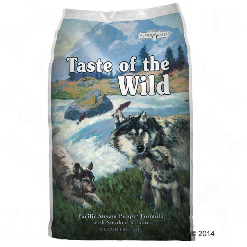 13kg Pacific Stream Puppy Taste of the Wild Croquettes pour chiot