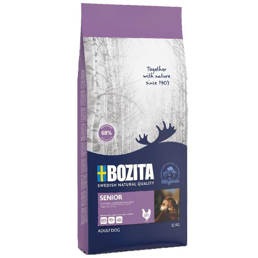 2x11kg Senior Bozita - Croquettes pour Chien