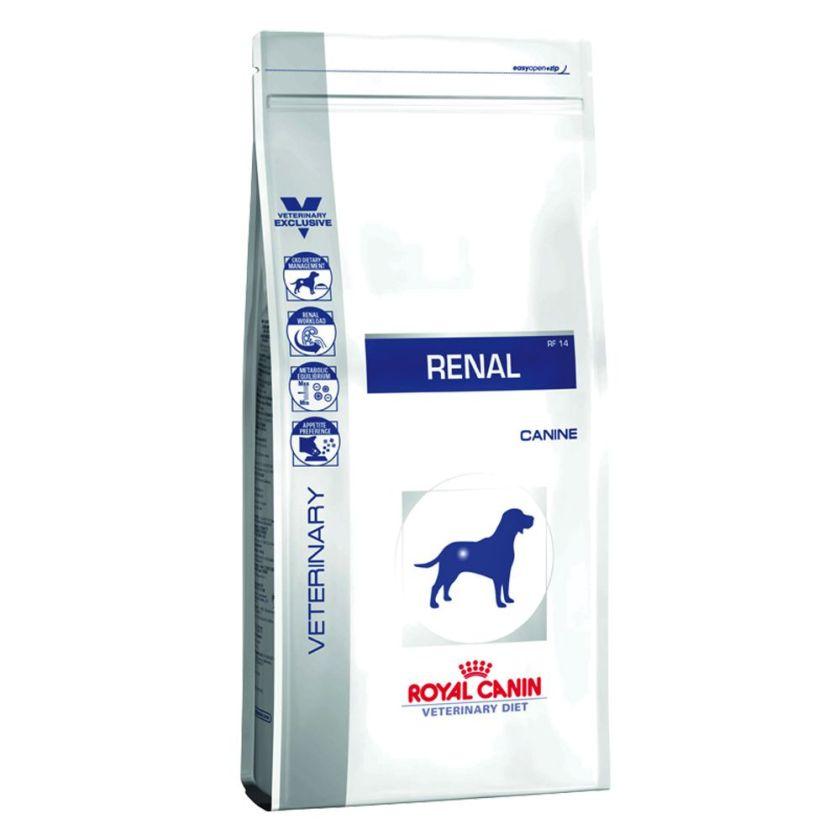7kg Renal RF 14 Royal Canin Veterinary Diet Croquettes pour chien