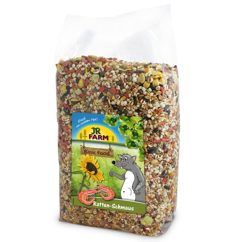2,5kg Schmaus JR Farm Nourriture pour rat
