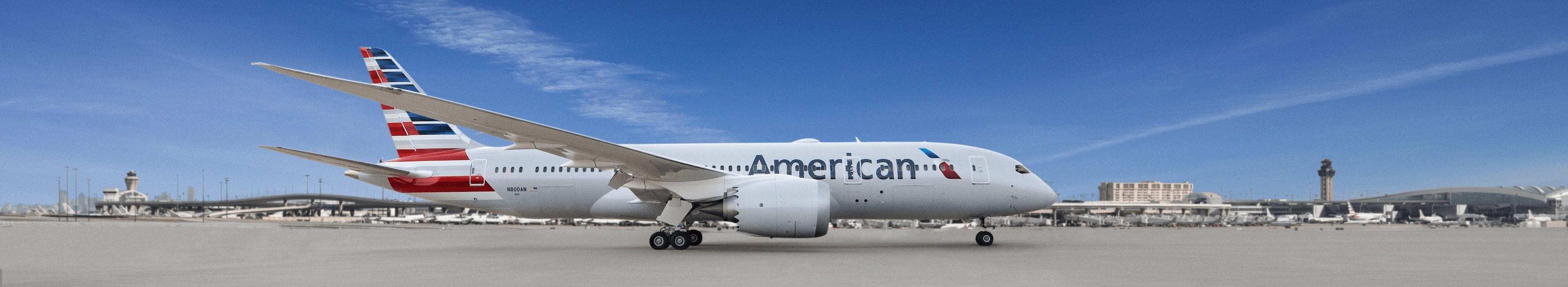 Resultado de imagen para American Airlines Ezeiza