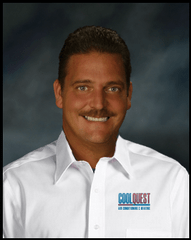 Dan Harper (Owner) CoolQuest, Inc Air Conditioning Sales, Repair, Service & Installation