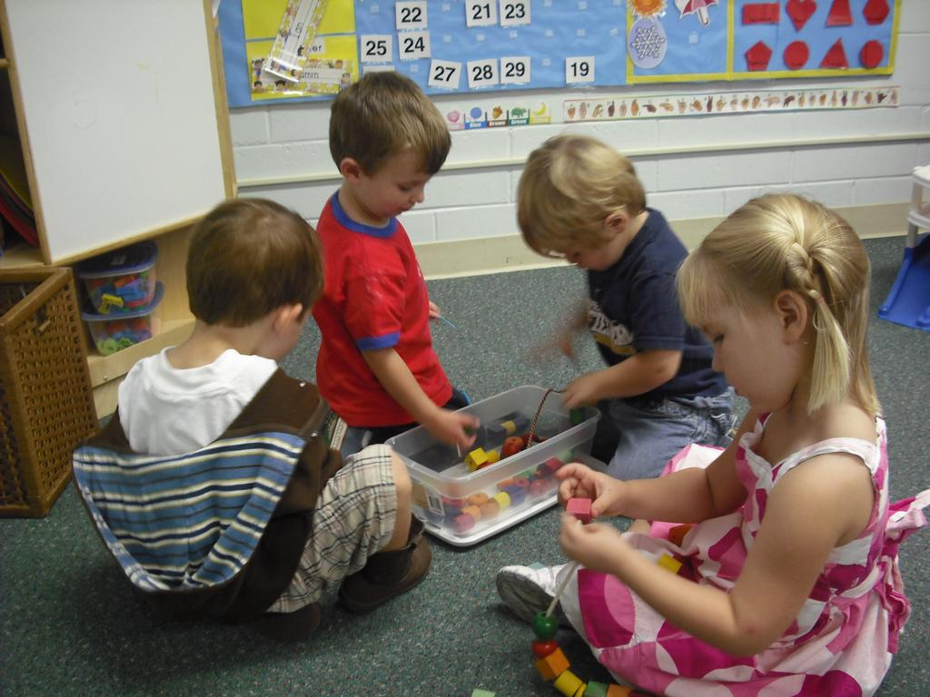 3 Year Old Classroom From St Aemilian Preschool Inc In