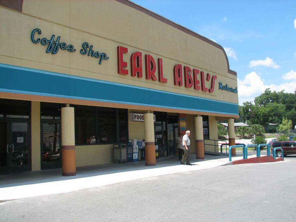 Earl Abel S Restaurant San Antonio Tx 78209 210 822 3358