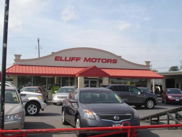 elliff motors harlingen inventory