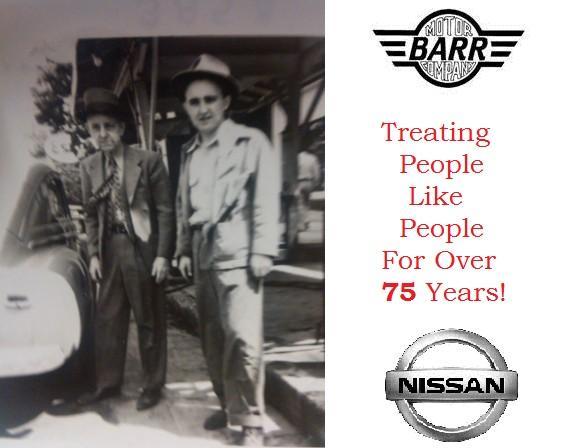 Barr Motors Nissan Columbia Tn 38402 931 388 2023 Auto Dealers