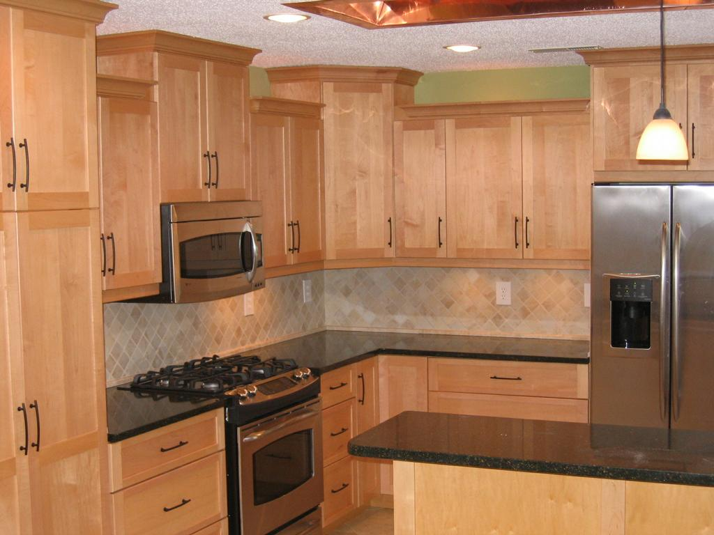 J Trent & Associates - Cary NC 27511 | 919-380-0670 on Best Countertops For Maple Cabinets  id=79681