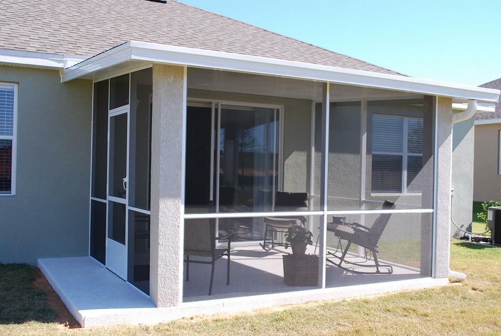 McIntosh Exterior Stucco Pillars From Aluminum Builder In