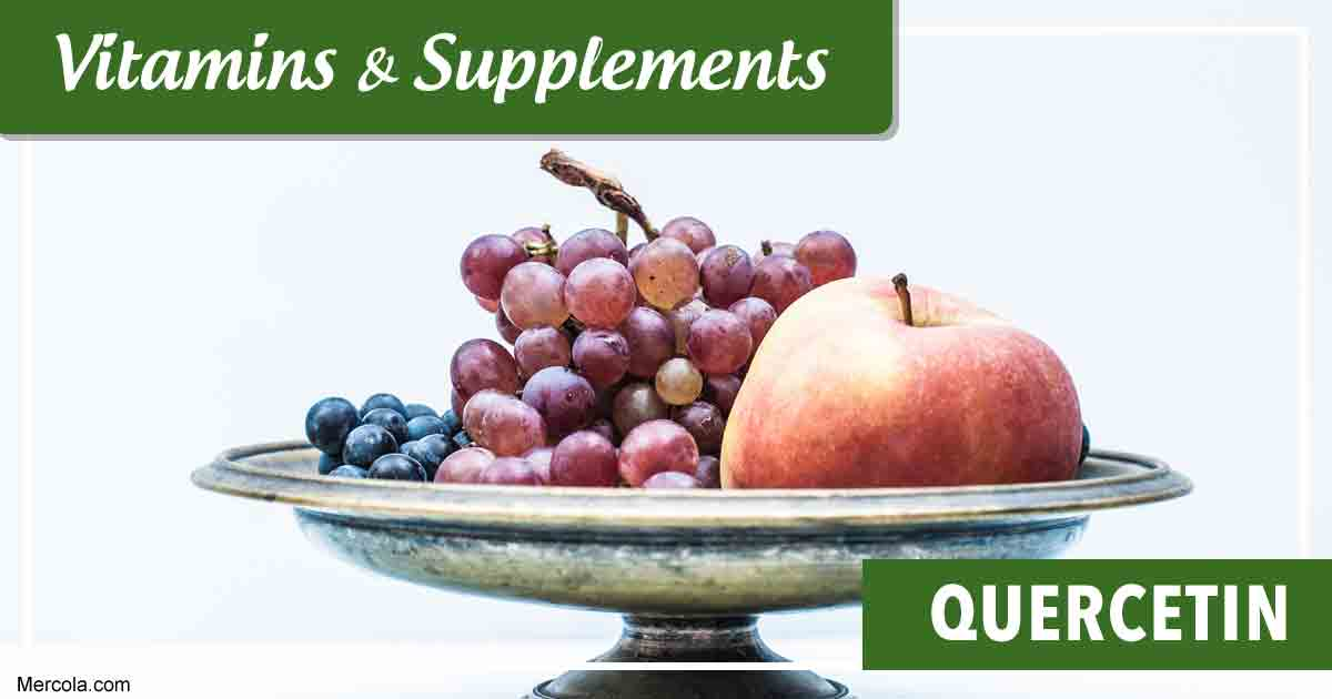 Quercetin: Benefits And Uses