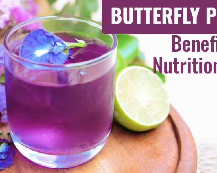Butterfly Pea Tea: Benefits and Nutrition Facts
