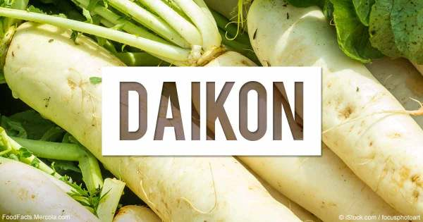 What is Daikon Good For Mercolacom