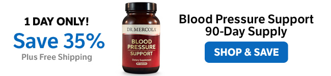 Save 35% on a Blood Pressure Support 90-Day Supply