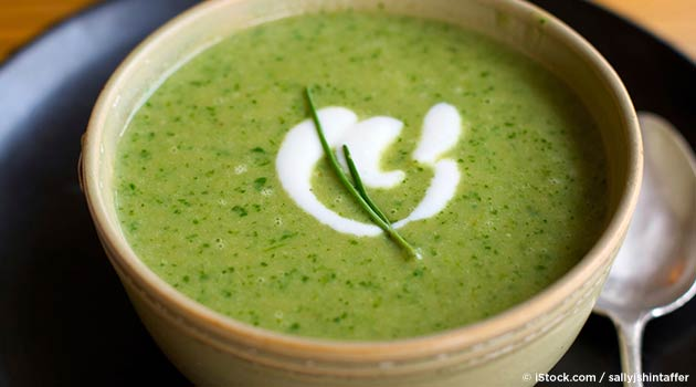 healthy energy soup