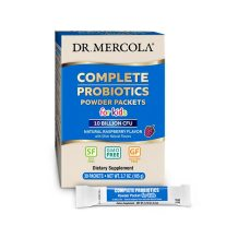 Probiotic Powder Packets for Kids Dr.Mercola