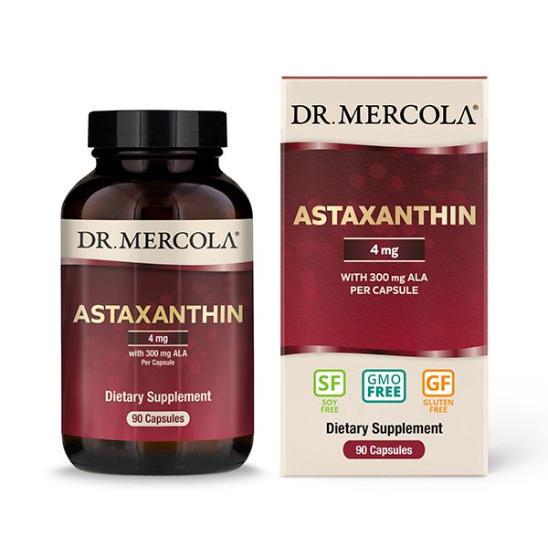 Astaxanthin with ALA 90 Capsules