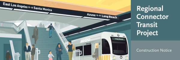Metro Regional Connector Transit Project Update
