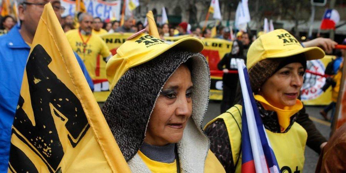 """Organización """"No Más AFP"""" espera amplia participación en plebiscito ciudadano"""