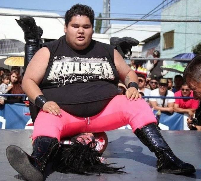 FOTOS: Conoce a los gorditos del mundo de la lucha libre