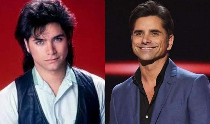 Tío Jesse antes y después