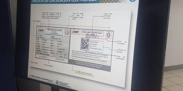 ¿Cómo imprimir la tarjeta de circulación y el título de propiedad en Agencia Virtual de SAT?