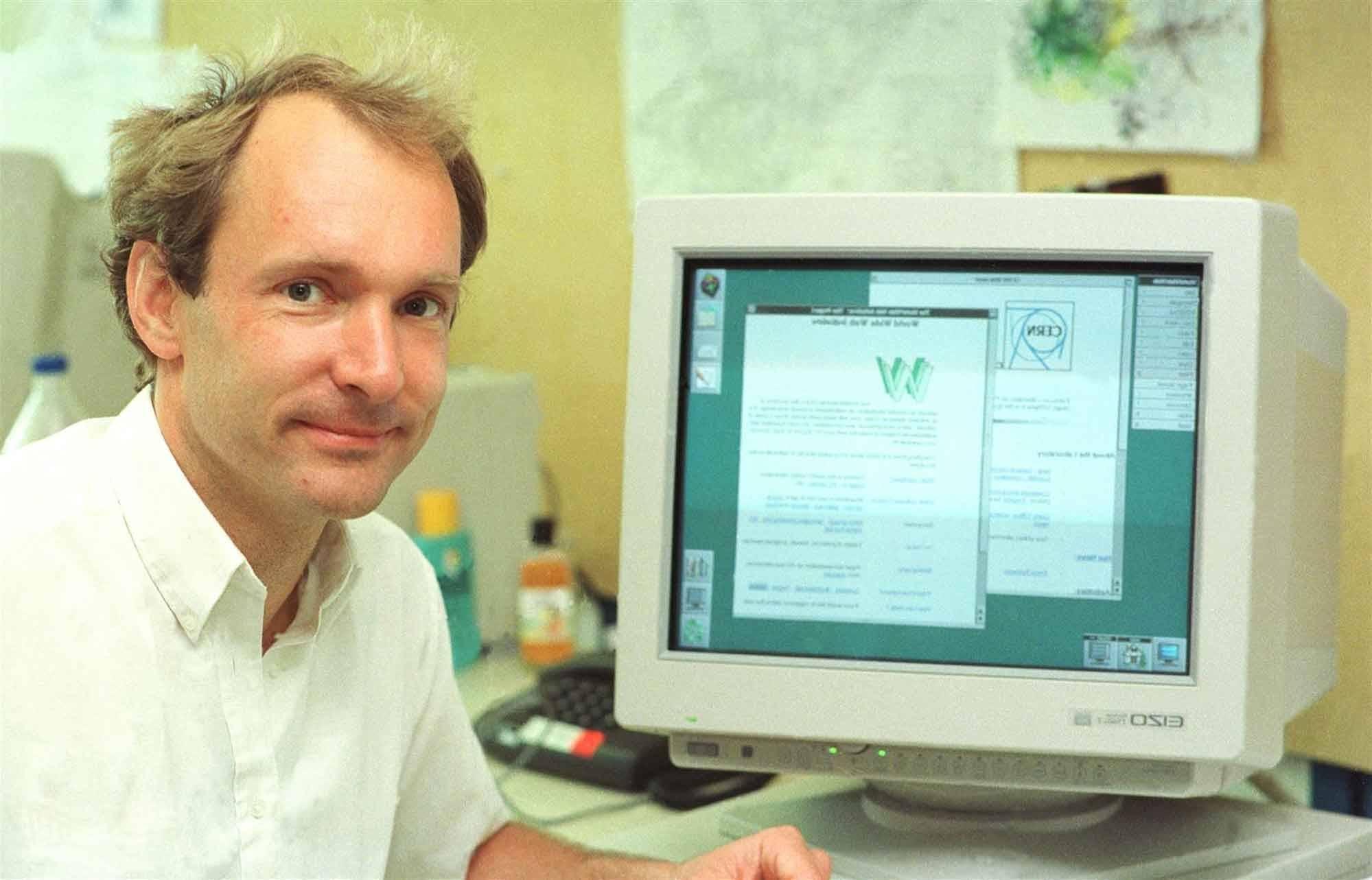 Tim Berners Lee Y Su Reflexion A 30 Anos De La World Wide