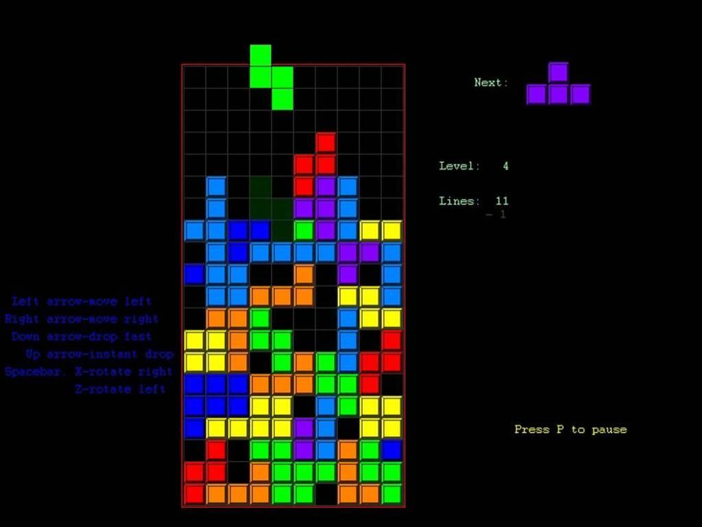 Jugar Tetris podría ser muy eficaz para combatir la ansiedad